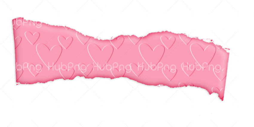faxia rosa pink heart png Transparent Background Image for Free