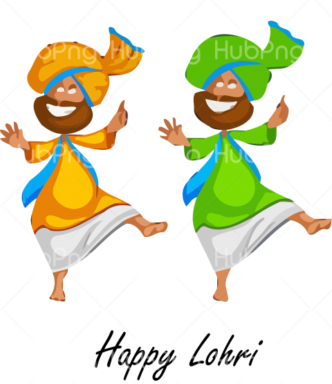 festival happy lohri png Transparent Background Image for Free