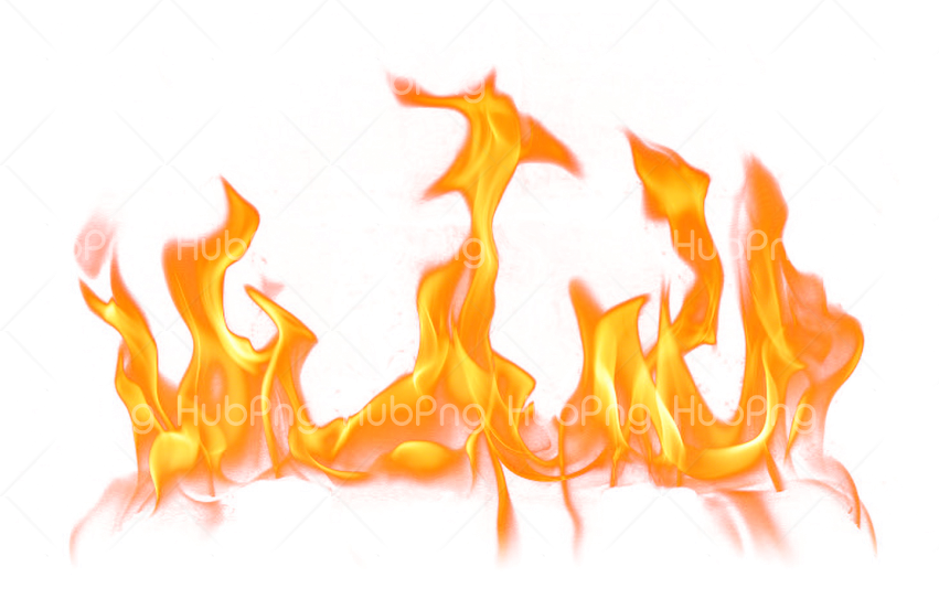 Fire flame clipart transparent png Transparent Background Image for Free
