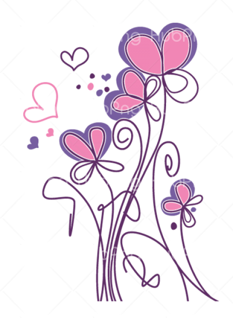 flores png clpart Transparent Background Image for Free