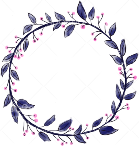 flower border png Transparent Background Image for Free