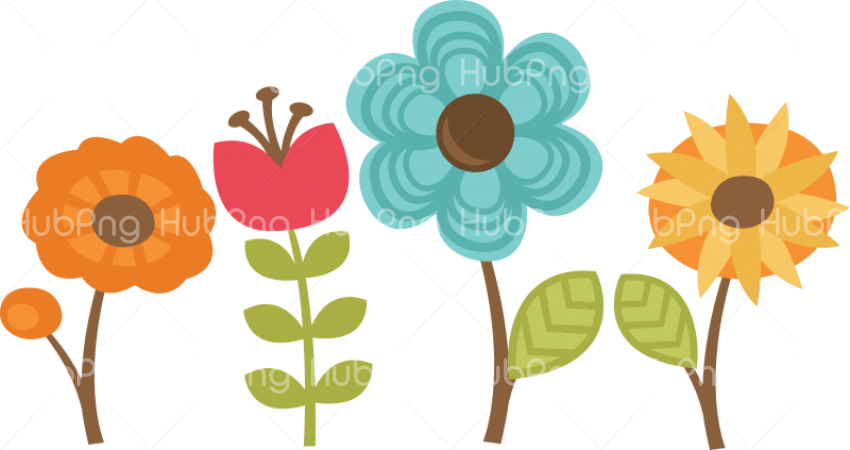flower vector png Transparent Background Image for Free