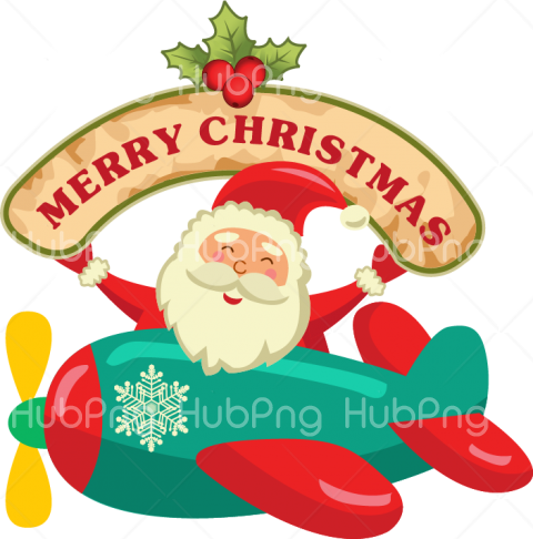 food christmas santa cartoon png Transparent Background Image for Free