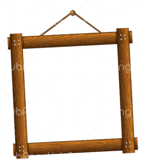 frame png hd wood Transparent Background Image for Free