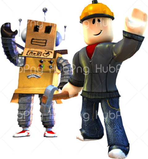 friendly Roblox png Transparent Background Image for Free