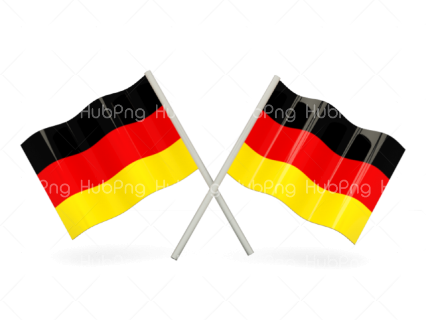 Germany Flag png clipart hd Transparent Background Image for Free