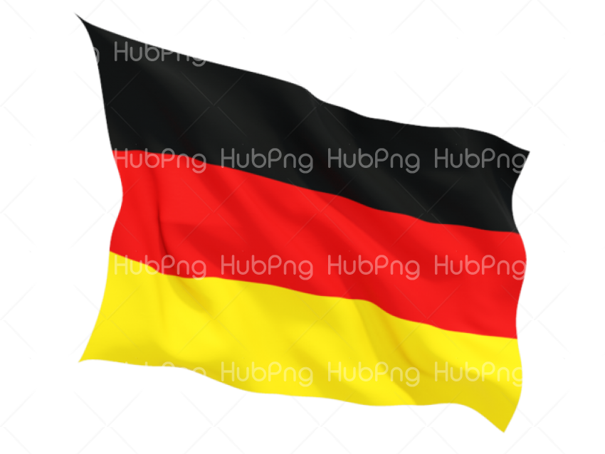 germany flag png hd Transparent Background Image for Free