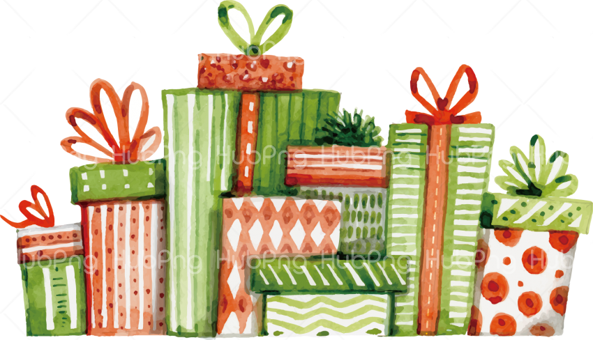 gift christmas clipart png Transparent Background Image for Free