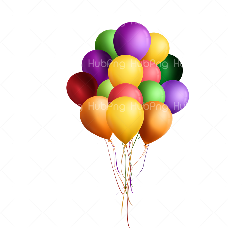 globos png Transparent Background Image for Free