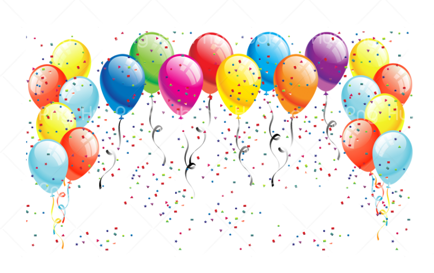 globos png hd Transparent Background Image for Free
