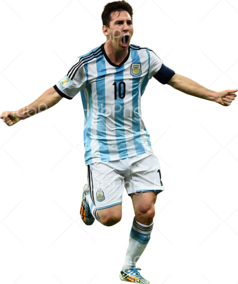 goal lionel messi argentina png Transparent Background Image for Free