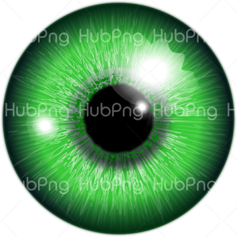 green eye png Transparent Background Image for Free
