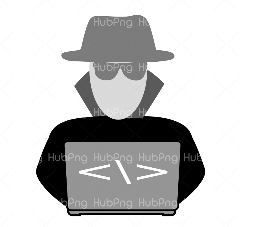 hacker png pic Transparent Background Image for Free