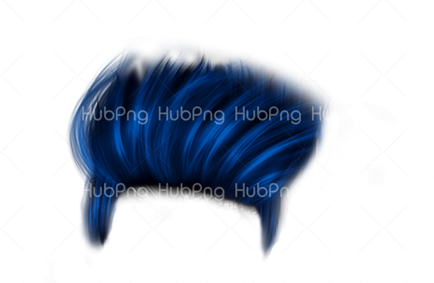 hair in picsart png Transparent Background Image for Free