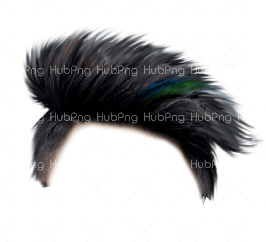 hair png hd download for picsart Transparent Background Image for Free