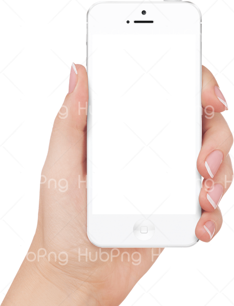 hand png iphone mobile hd clipart Transparent Background Image for Free