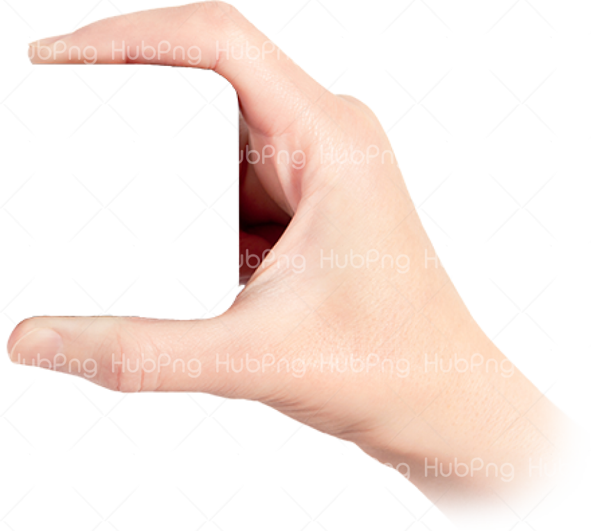 hand png mobile phone hd clipart Transparent Background Image for Free