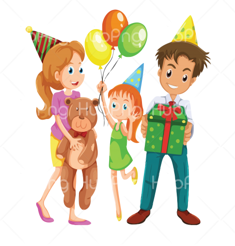 happy family day png party Transparent Background Image for Free