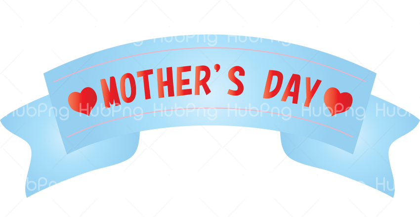 Happy Mothers day design photo Transparent Background Image for Free