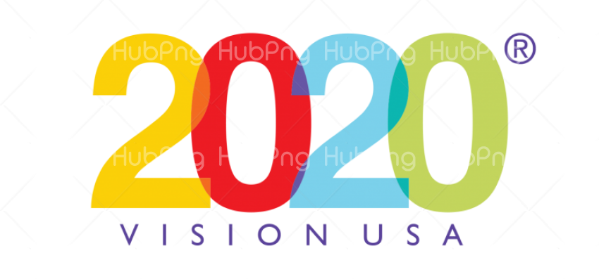 happy new year 2020 png clipart Transparent Background Image for Free