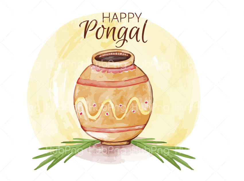 happy pongal png hd Transparent Background Image for Free