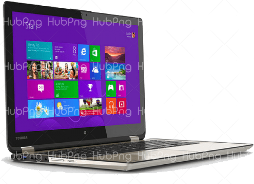 hd laptop png Transparent Background Image for Free