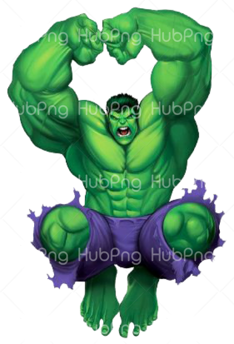 hulk clipart png cartoon Transparent Background Image for Free