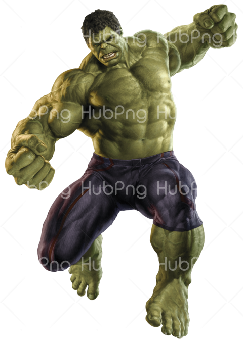 hulk png Transparent Background Image for Free