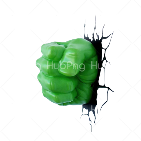 hulk png fist Transparent Background Image for Free