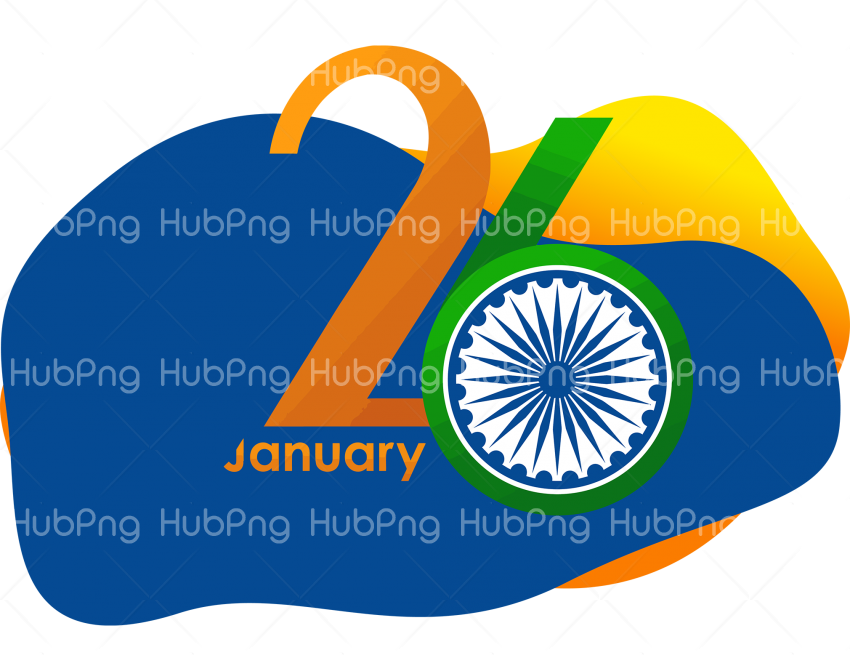 india republic day png 26 january 2020 logo Transparent Background Image for Free