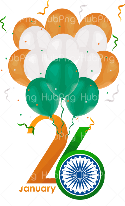 india republic day png 26th jan 2020 Transparent Background Image for Free