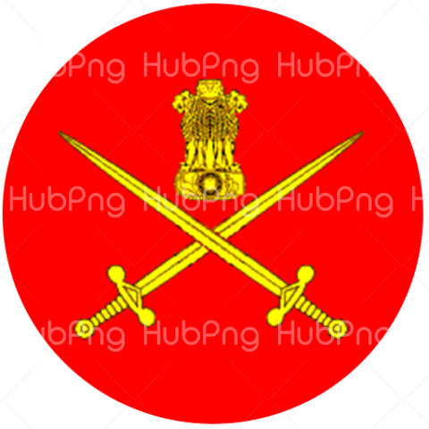 indian army logo png Transparent Background Image for Free