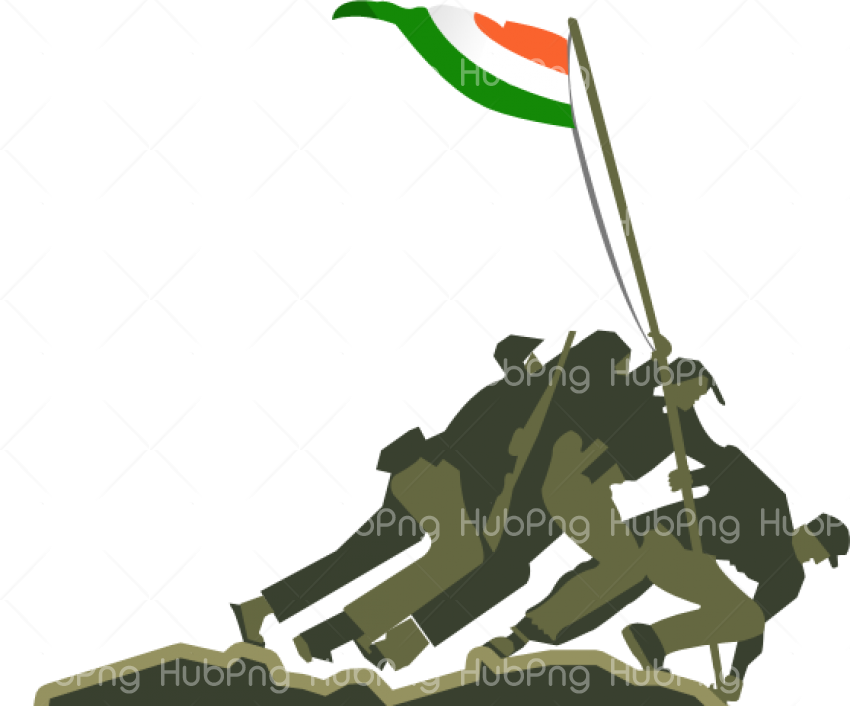 indian army png Transparent Background Image for Free