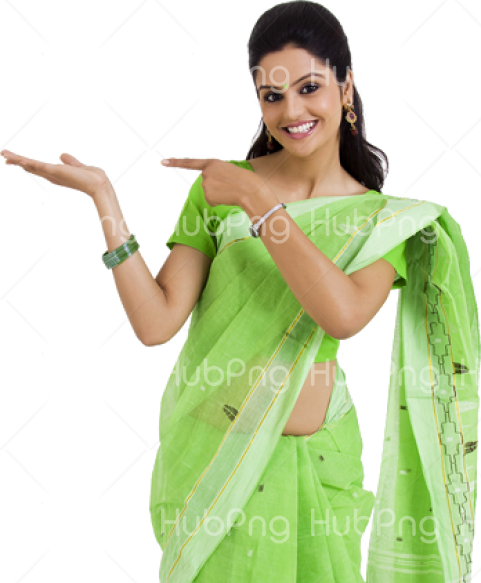 indian desi girl png image hd Transparent Background Image for Free
