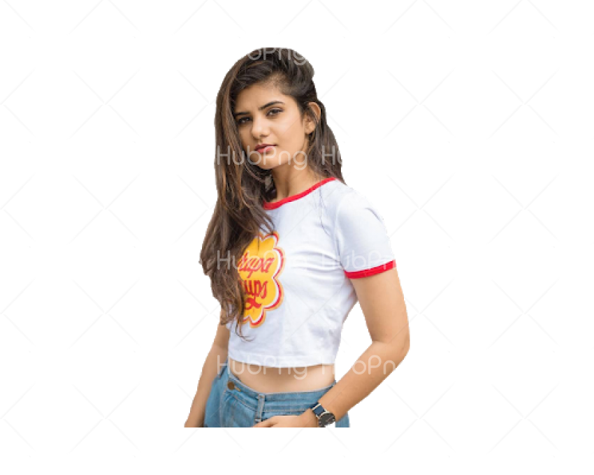 indian girl png for picsart Transparent Background Image for Free