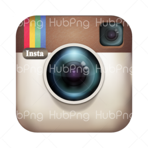 Instagram PNG logo image with transparent background Transparent Background Image for Free