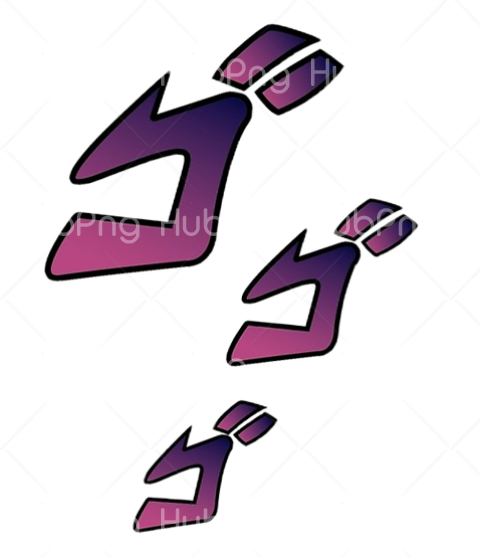 jojo png hd Transparent Background Image for Free