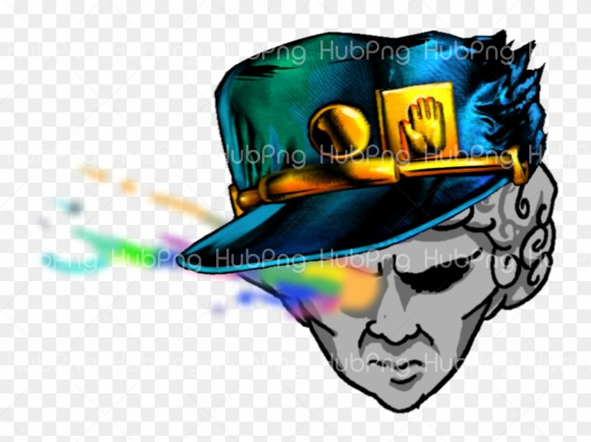 jotaro hat png clipart Transparent Background Image for Free