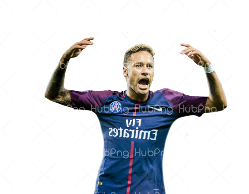 JR neymar png Transparent Background Image for Free
