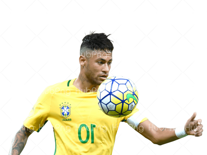 jr neymar png brazil Transparent Background Image for Free