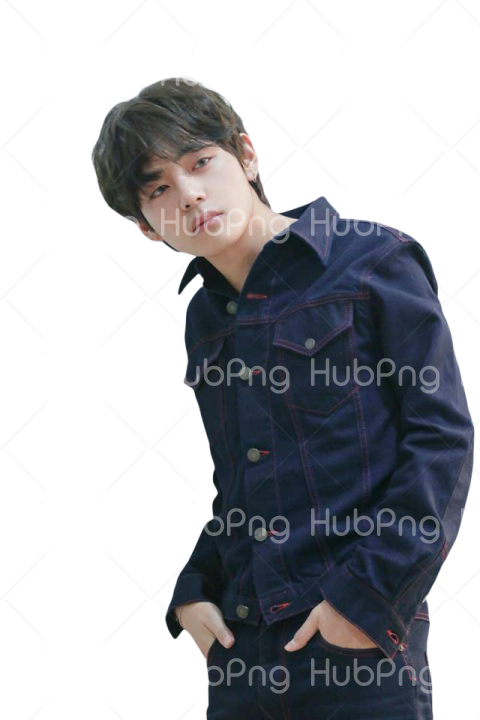 jungkook png hd full body Transparent Background Image for Free