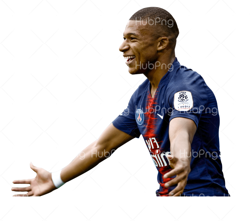 kylian mbappe png Transparent Background Image for Free