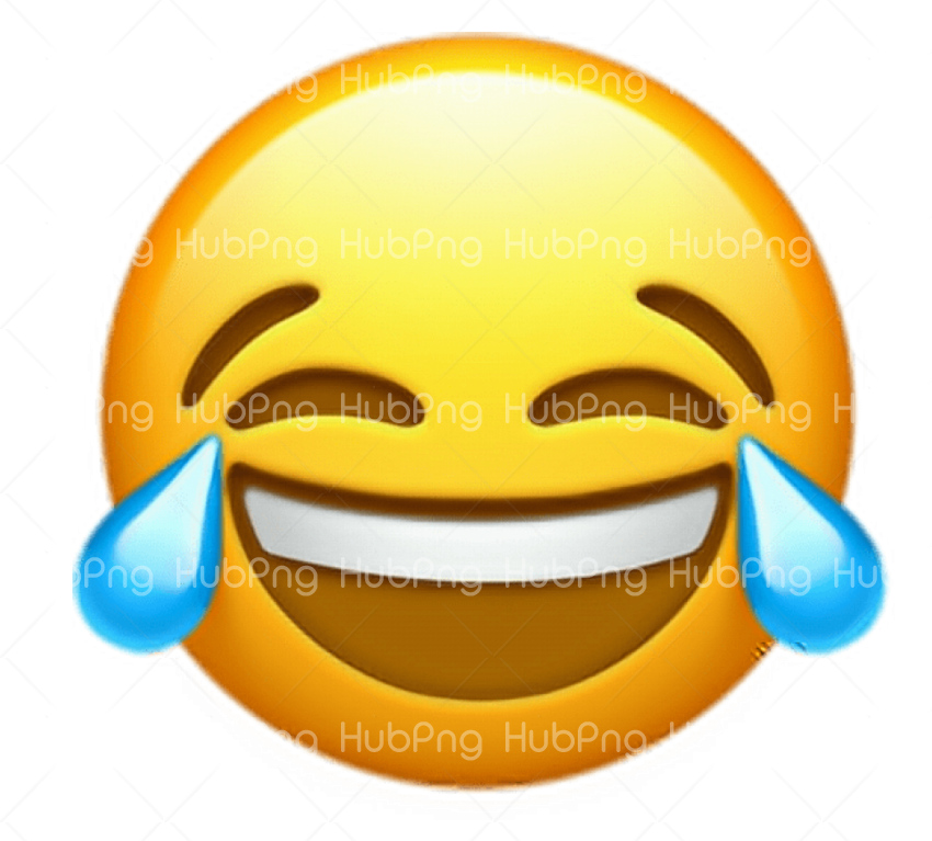 laughing emoji png Transparent Background Image for Free