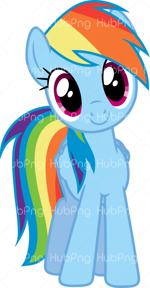 little pony png Transparent Background Image for Free