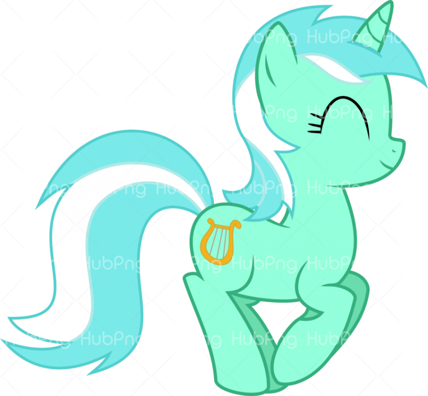 little pony png hd vector Transparent Background Image for Free