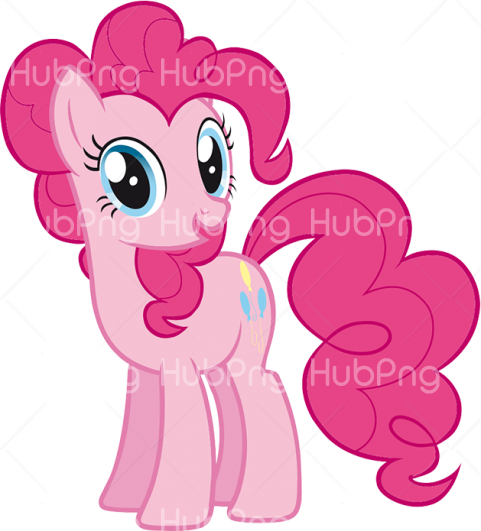little pony png pink Transparent Background Image for Free