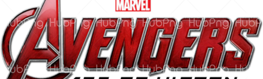 logo Avengers Png Transparent Background Image for Free