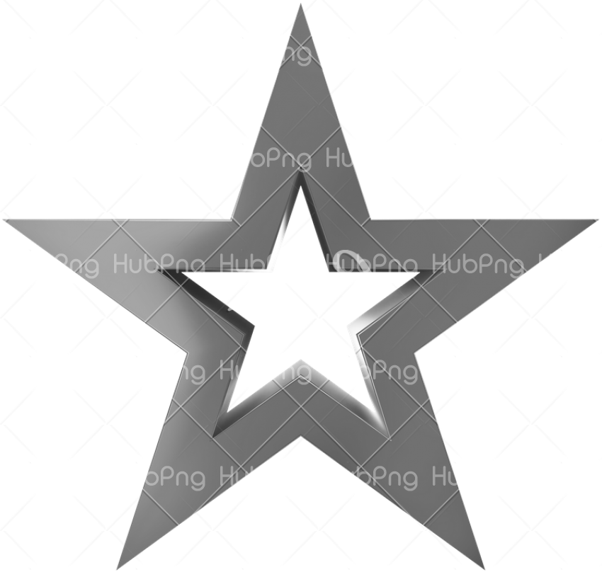 logo bintang star png Transparent Background Image for Free