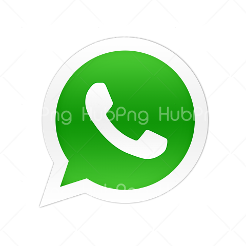 logo whatsapp png Transparent Background Image for Free