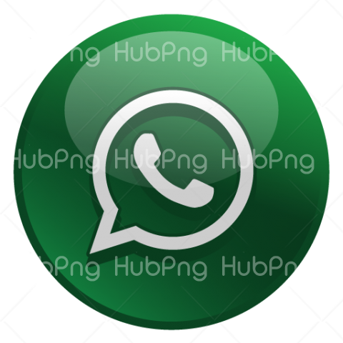 logo whatsapp png hd icon Transparent Background Image for Free